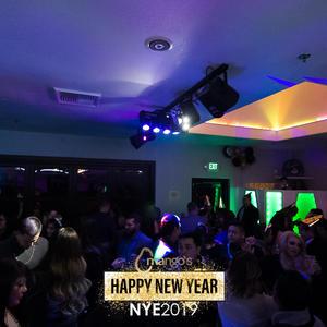 NYE 2019 - Mango's Sacramento